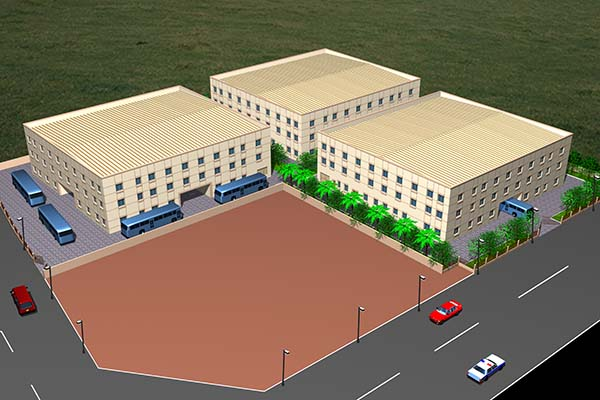 PROPOSED G 2 LABOUR ACCOMMODATION